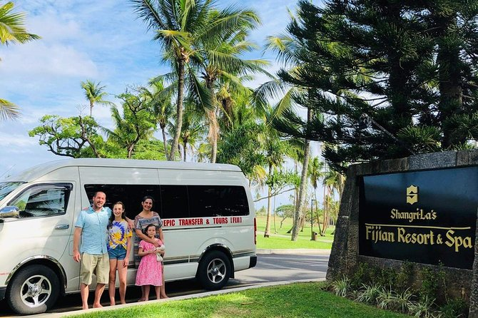 Private Arrival Transfer - Nadi Airport to Shangri-La Fijian Resort