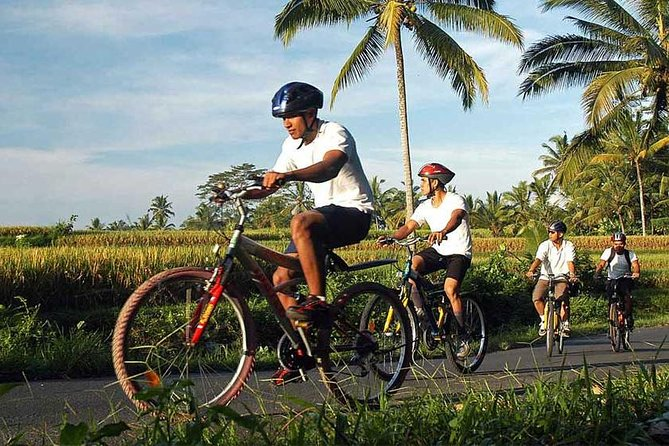 Bali Cycling and Uluwatu Sunset Tour