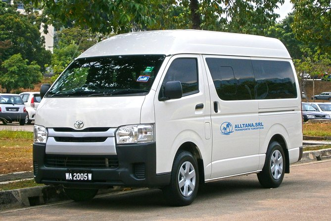 Private Transfer Bayahibe Zone (1 to 6 people) Toyota Hiace (Price per Way)