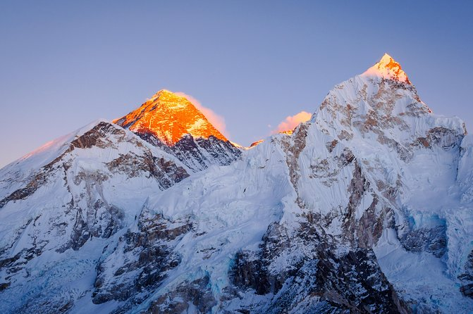 12 Days Mount Everest Base Camp Trekking from Kathmandu