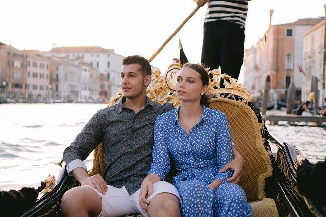 A memorable Photo Shoot in Venice