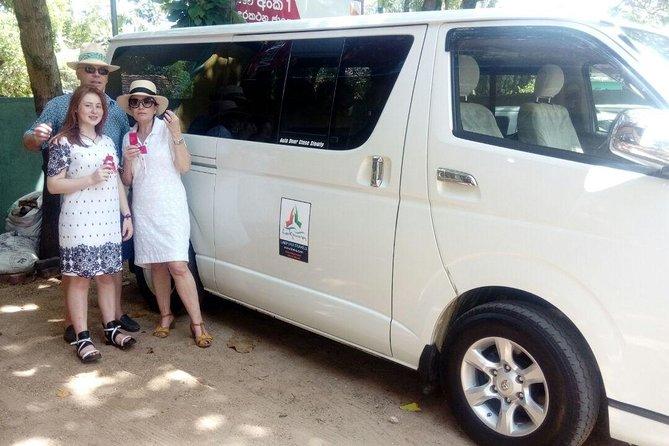 Kalutara City to Negombo City Private Transfer