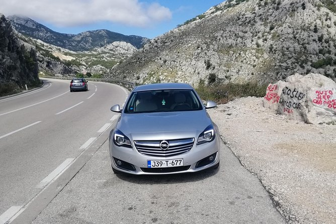 Private Transfer from Dubrovnik to Mostar