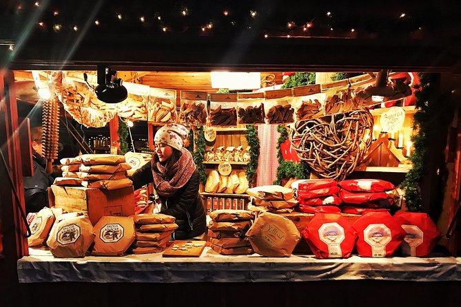 Holiday Season Stockholm Market Walking Tour