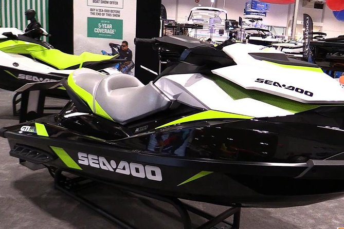JETSKI 130HP GTI SEADOO (holds 2 people) photo 2