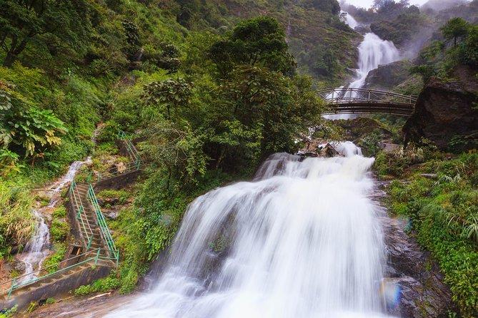 Sapa – Siver Waterfall – Love Waterfall - Heaven's Gate
