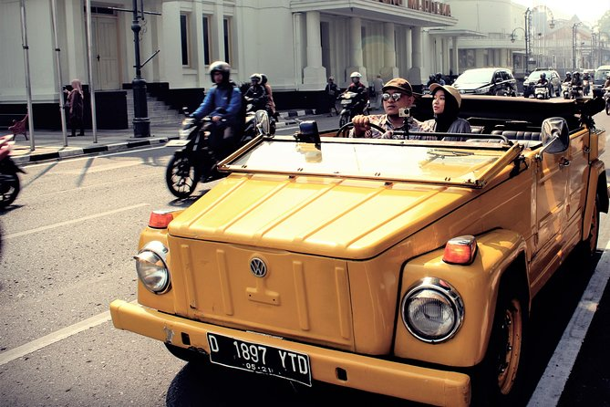 Private Bandung Heritage City Tour with VW Safari