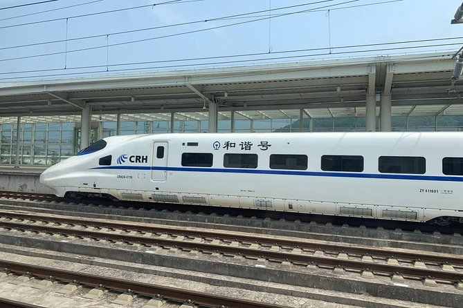 Fast Train Ticket from Guangzhou to Hong Kong with Station Transfer in Guanghou