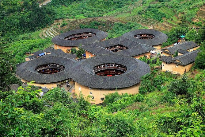 Private Day Tour to Tianluokeng Tulou Cluster from Xiamen photo 1