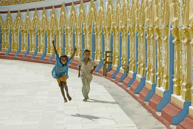 Day Trip to Sagaing Ava and Amarapura from Mandalay