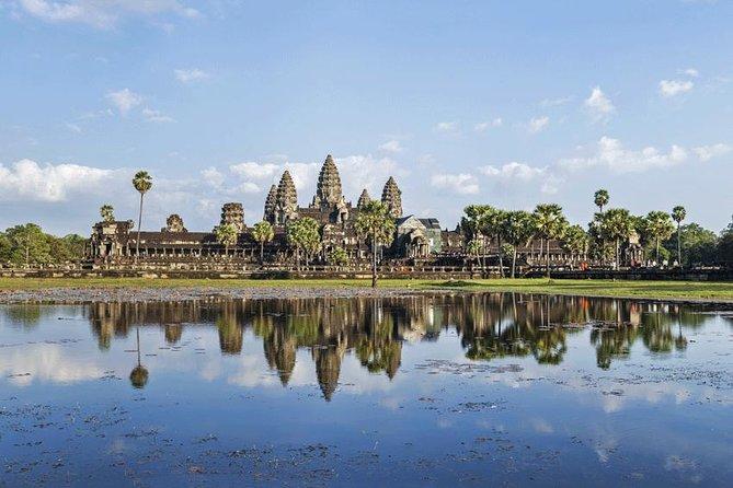 Siem Reap & Phnom Penh Discovery 6 Days 5 Nights
