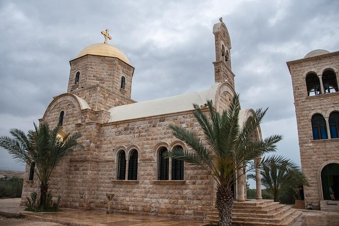 Private Full Day Tour To Dead Sea & Baptism Site from Amman City