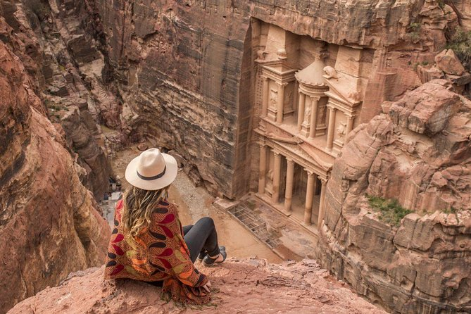 One Day Tour To Petra From Amman Or Madaba