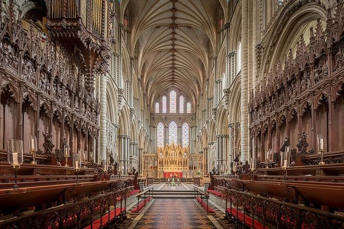 Skip the Line: Ely Cathedral Admission Ticket