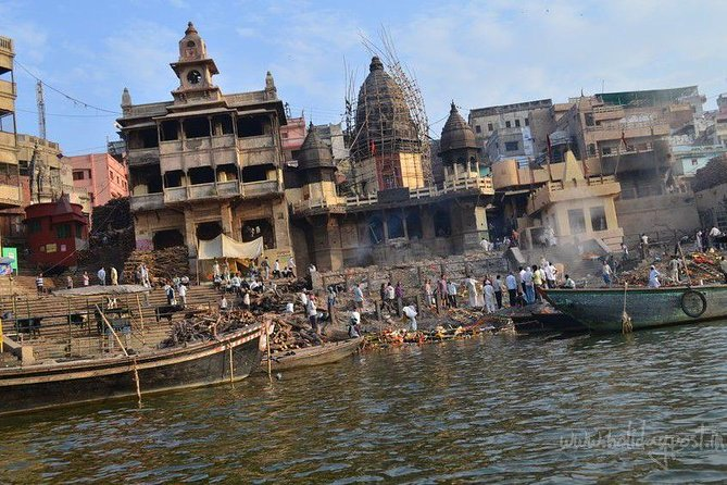 3-Hours Varanasi Morning Sunrise Boat Tour