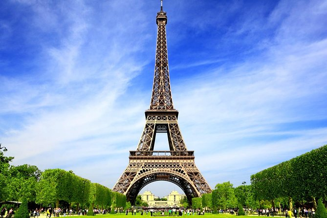 Eiffel Tower Access, Hop On Hop Off Bus Tour & Seine River Cruise with Lunch