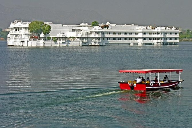 Full Day Udaipur City Tour