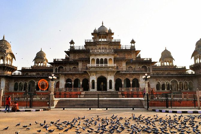 Private Luxury Golden Triangle Tour to Agra and Jaipur From New Delhi