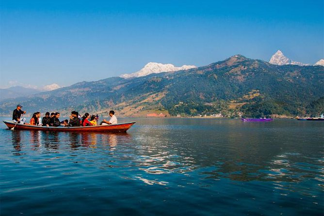 Chitwan to Pokhara Transfer by Private Vehicle