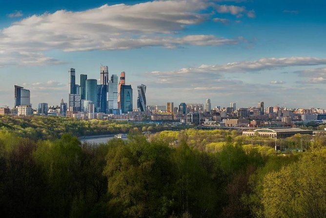 Private Moscow Panoramic tour