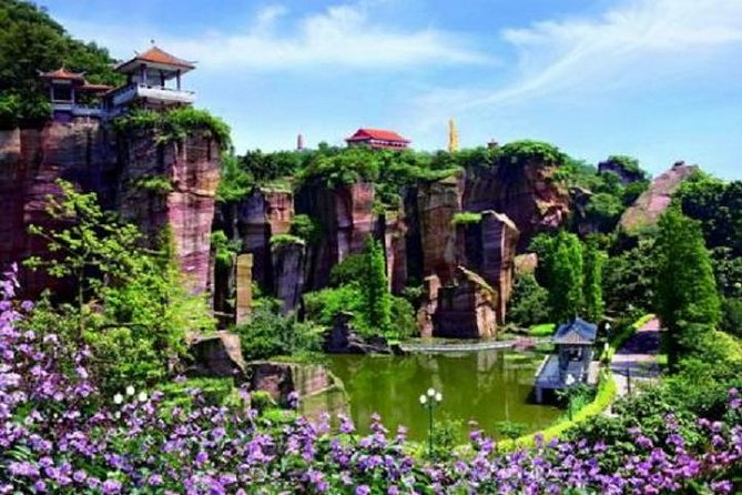 Lotus Mountain and countryside village private tour