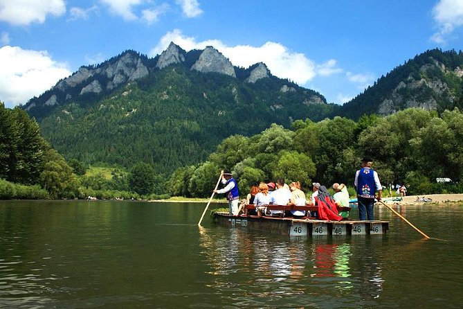 Rafting down the Dunajec River + Castle in Niedzica photo 6