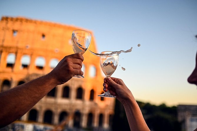 Secret Urban Wine Tours Rome w/ Private Tour Option