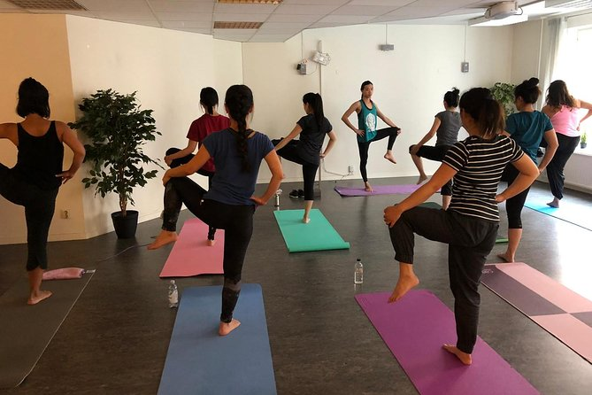 Yoga Class with Mindful Massage session