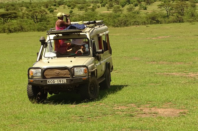 4-Day Masai Mara - Lake Nakuru Safari (Small group) photo 3