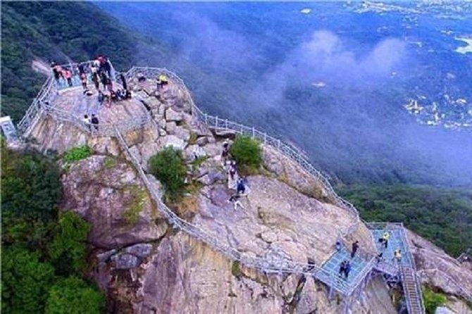 Luofu Mountain private tour