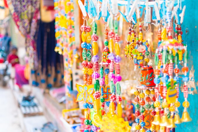 Bazaar Walk, Varanasi - A Guided Tour in a Private Car