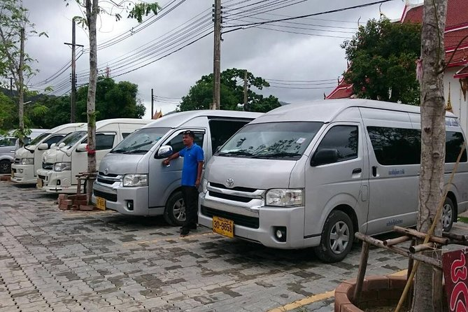 Private Phuket Airport Transfers: Arrival