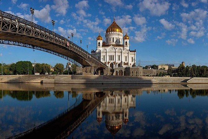City Tour of Moscow