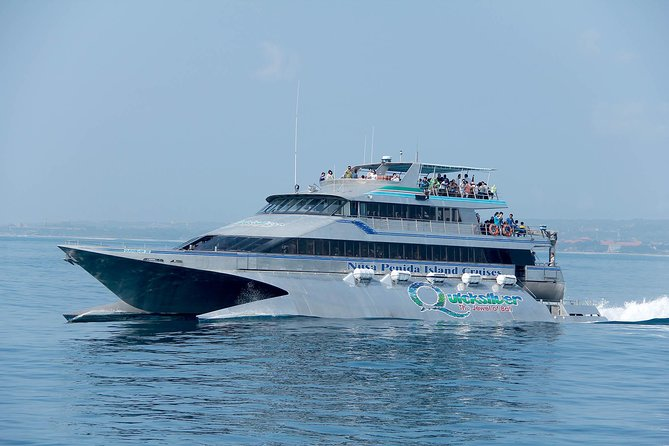 Bounty Lembongan Day Cruise with International Buffet Lunch with Hotel Transfers