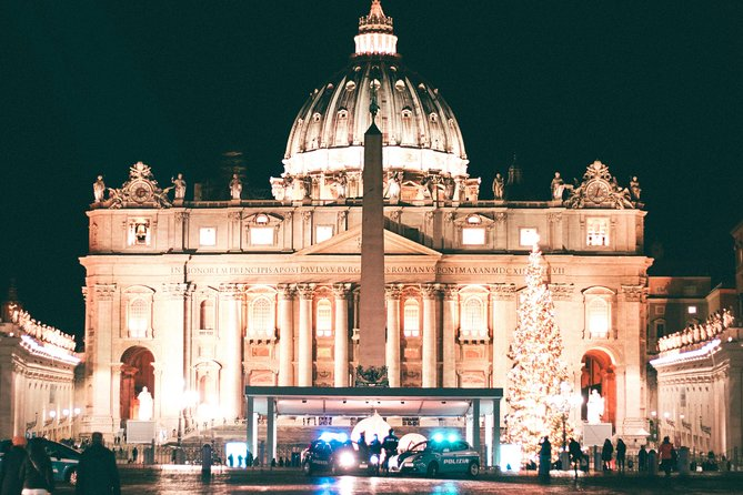 Magic Christmas Tour in Vatican City photo 1