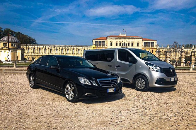 Venice Airport (VCE) - Venice / Private Transfer + Water Taxi (up to 8 pax)