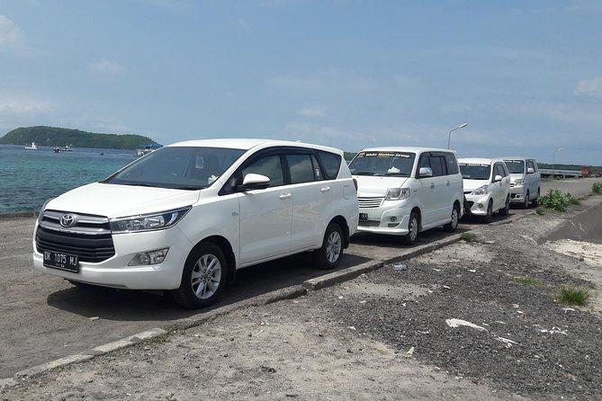 Syurga Nusapenida Island Tour Car
