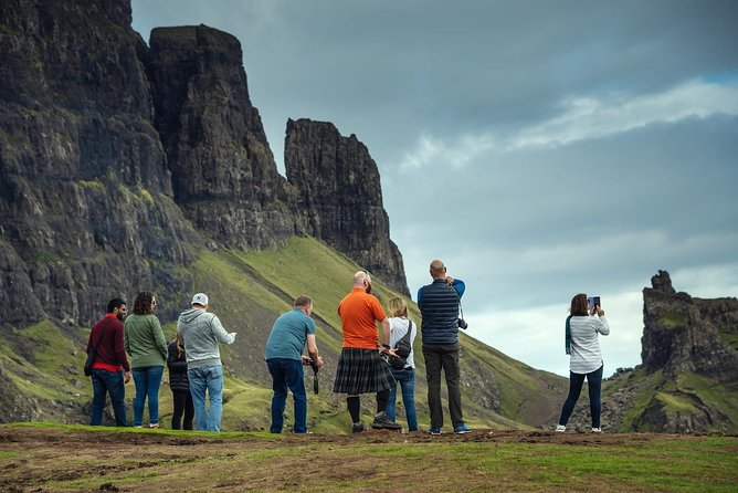 3-Day Isle of Skye Inverness Highlands and Glenfinnan Viaduct Tour from Edinburgh