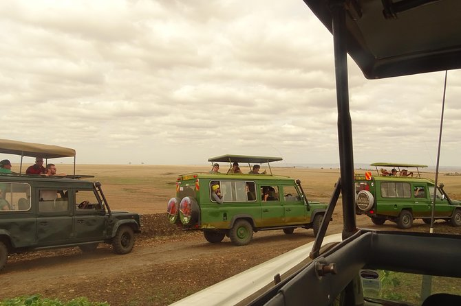 4-Day Masai Mara - Lake Nakuru Safari (Small group) photo 1
