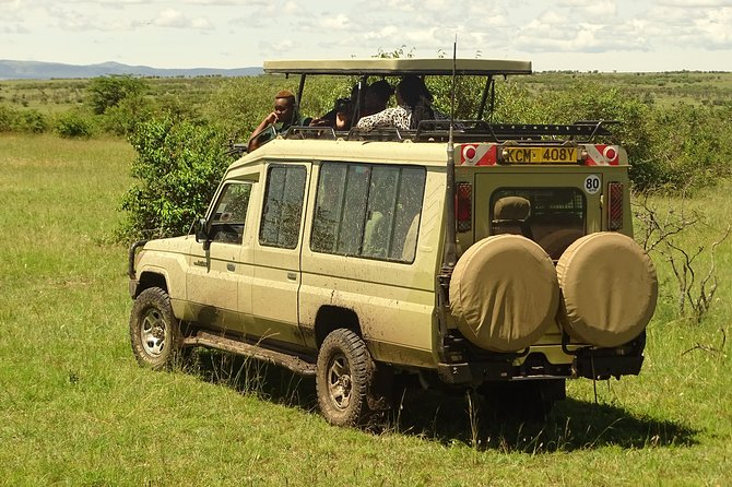 4-Day Masai Mara - Lake Nakuru Safari (Small group) photo 6