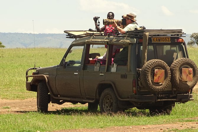 4-Day Masai Mara - Lake Nakuru Safari (Small group) photo 14