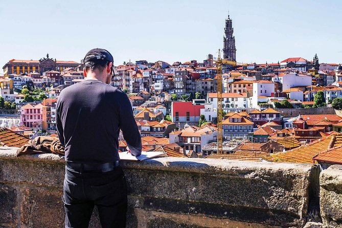 Learn to sketch your way around Porto! photo 1