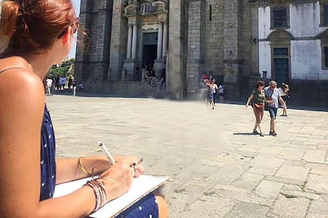 Learn to sketch your way around Porto! photo 7