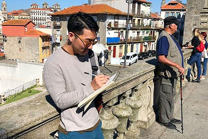 Learn to sketch your way around Porto! photo 8