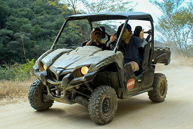 Sierra Madre mountain Yamaha Viking adventure