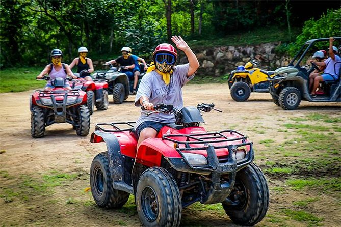 ATV Tour Jungle Adventure per Single Rider