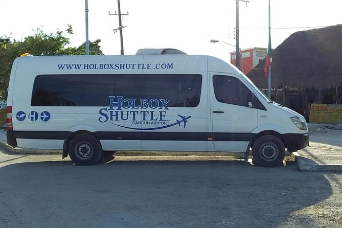 Chiquila Playa del Carmen Shared Shuttle
