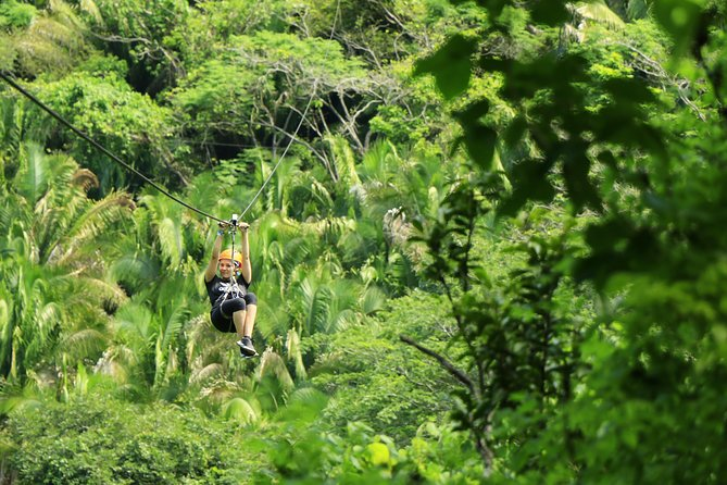 Canopy River Zipline Tour and Mule Ride photo 7