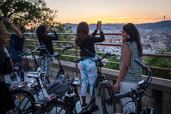 Private e-Bike Tour Barcelona | Camp Nou Experience