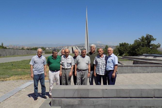 Yerevan Genocide Memorial Walking Tour